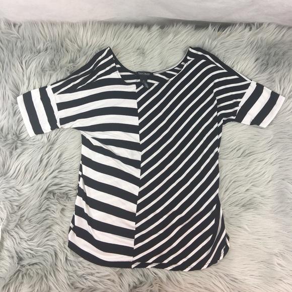 a1c18414e3 White House Black Market Tops | Nwot Striped Shirt | Poshmark